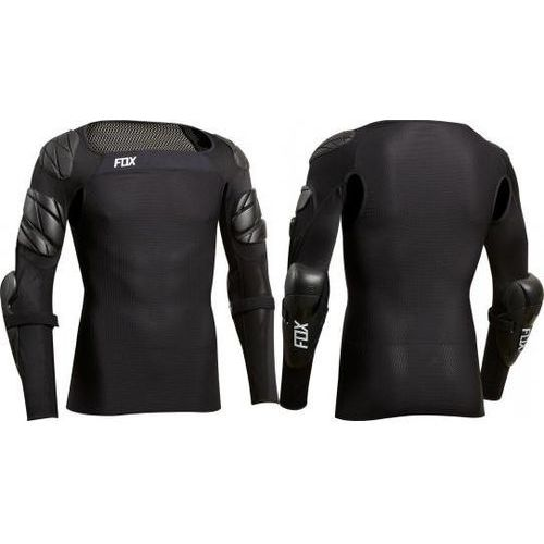 Koszulka z ochraniaczami airframe pro sleeve black marki Fox