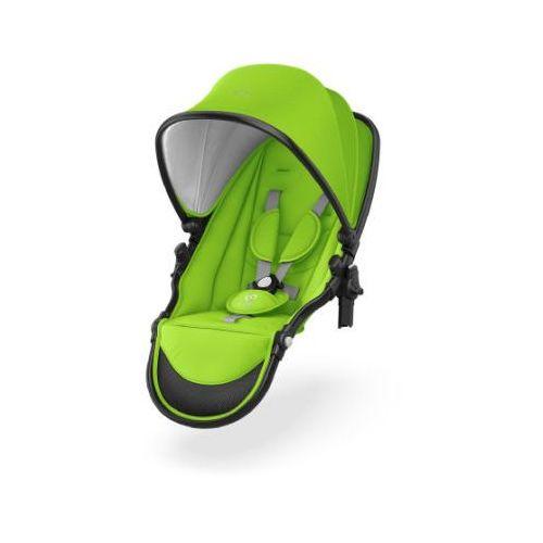 Kiddy tandem siedzisko do wózka evostar 1 spring green (4009749366527)