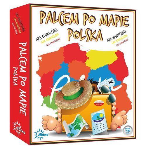 Palcem po mapie - Polska