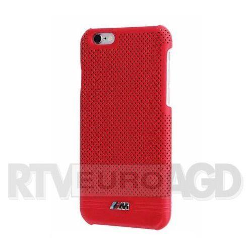 BMW Backcase BMHCP6MPERE iPhone 6/6S czerwony z kategorii Futerały i pokrowce do telefonów