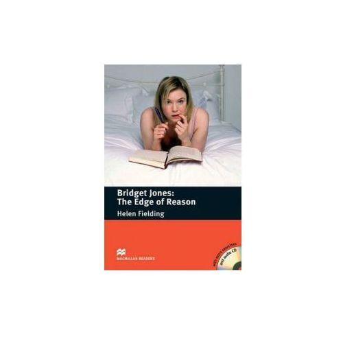 Bridget Jones: The Edge Of Reason Plus Audio CD (W Pogoni za Rozumem: Dziennik Bridget Jones) Macmillan Readers Intermediate