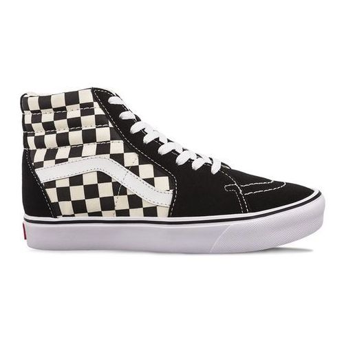 Trampki sk8-hi lite checkerboard 5gx checkerboard black/white marki Vans
