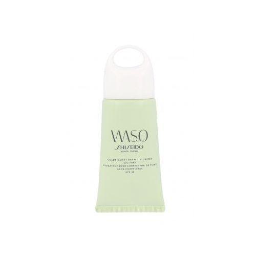 Shiseido Waso Color-Smart SPF30 krem do twarzy na dzień 50 ml dla kobiet