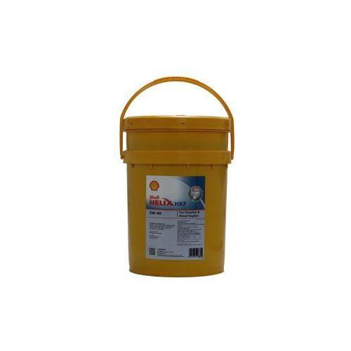 Shell Helix HX7 5W-40 20 Litr Kanister