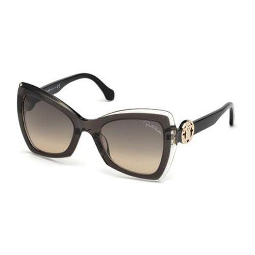 Okulary Słoneczne Roberto Cavalli RC 1070 GUARDISTALLO 05B