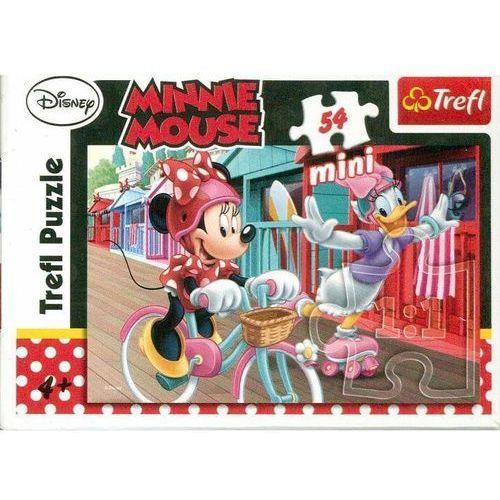Puzzle 54 mini Minnie i Daisy na wakacjach / 19473, AM_5900511194739