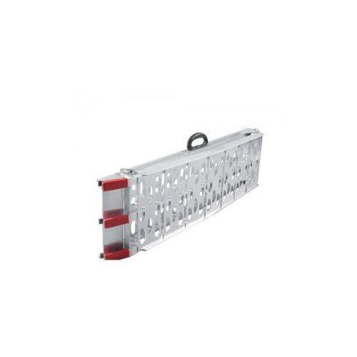 Torso Rampa najazdowa aluminiowa składana 2,26 m /340 kg