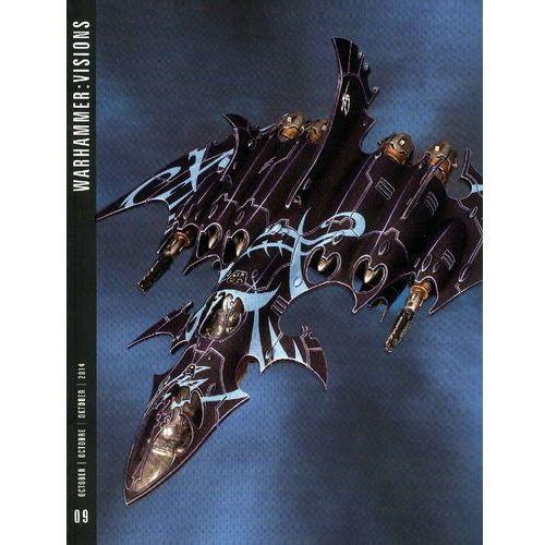 Gamesworkshop Warhammer: visions 9 (angielski)  60259999009