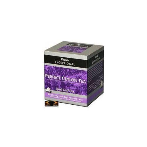 Herbata Dilmah Perfect Ceylon Tea - czarna cejlońska 20 torebek
