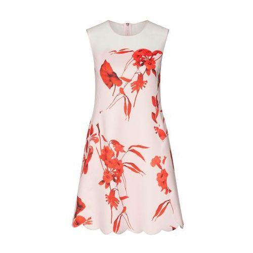 Ted Baker Sukienka 'JAAZMIN' różowy pudrowy, kolor różowy
