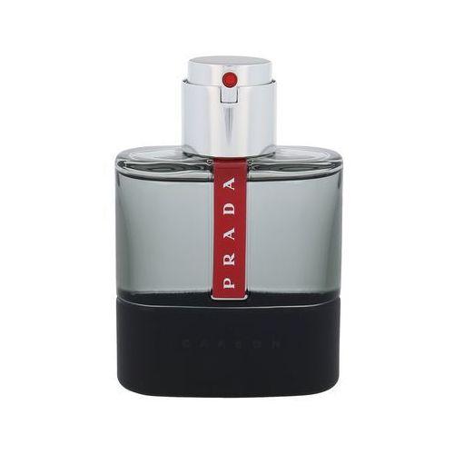 Luna rossa carbon woda toaletowa spray 50ml marki Prada