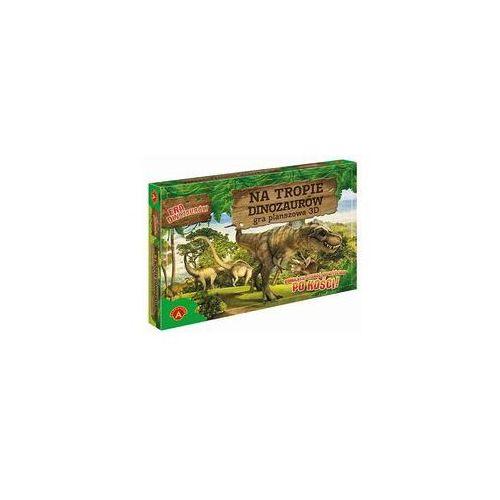 Alexander Gra x2196 era dinozaurów na tropie dinozaurów