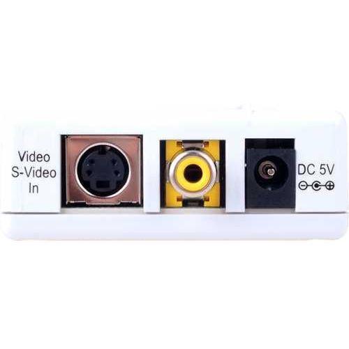 Cypress CM-398 CV/SV to PC format converter