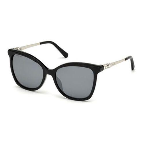 Swarovski Okulary słoneczne sk0154-h 01c