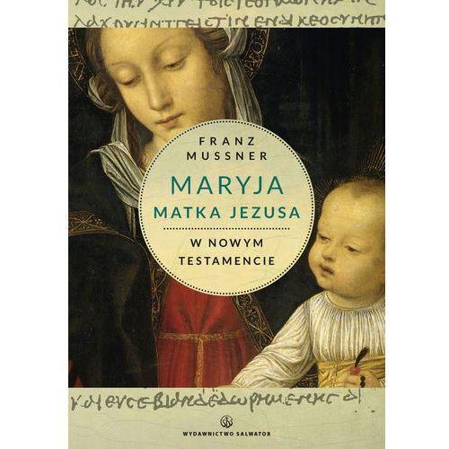 Maryja Matka Jezusa w Nowym Testamencie - Jeśli zamówisz do 14:00, wyślemy tego samego dnia. Darmowa dostawa, już od 99,99 zł. (9788375803983)