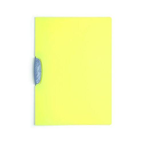 Skoroszyt zaciskowy swingclip color żółty a4/30k. marki Durable