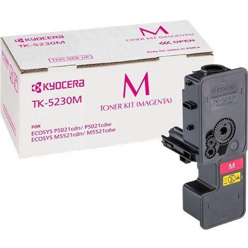 Kyocera toner Magenta TK-5230M, TK5230M, 1T02R9BNL0