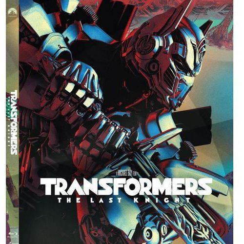 Imperial cinepix Transformers: ostatni rycerz. steelbook (bd) (5903570073069)