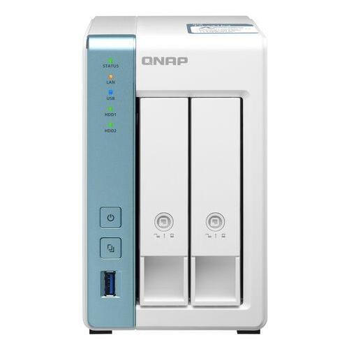 Qnap serwer ts-231p3-2g alpineal314 1,7ghz 2gb so-dimm ddr3 (4713213516904)