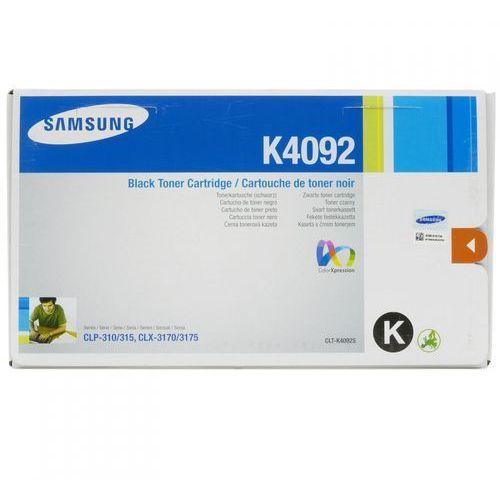 Samsung toner CLT-K4092S (black) Darmowy odbiór w 19 miastach! (8808987560614)