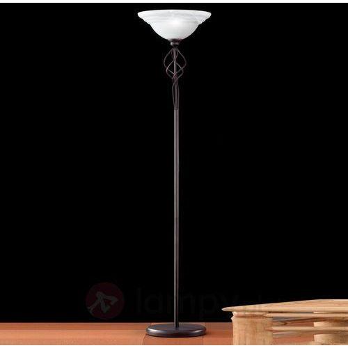 Honsel Siena lampa stojąca Rudy, 1-punktowy - Dworek - Obszar wewnętrzny - Siena - Czas dostawy: od 4-8 dni roboczych