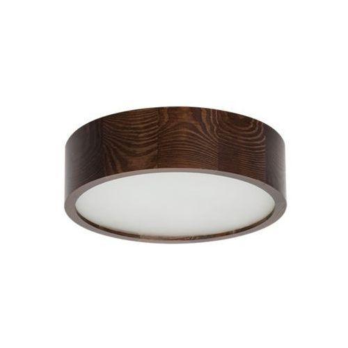 Kanlux Plafon jasmin 270-we 23120 lampa sufitowa 1x60w e27 wenge