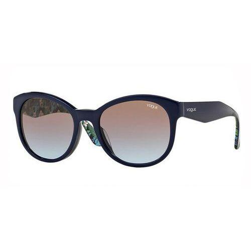 Vogue eyewear Okulary słoneczne vo2992sf texture asian fit 232548