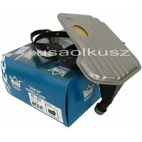Filtr oleju automatycznej skrzyni biegów 4l60-e gmc yukon 2000-2008 marki Proking