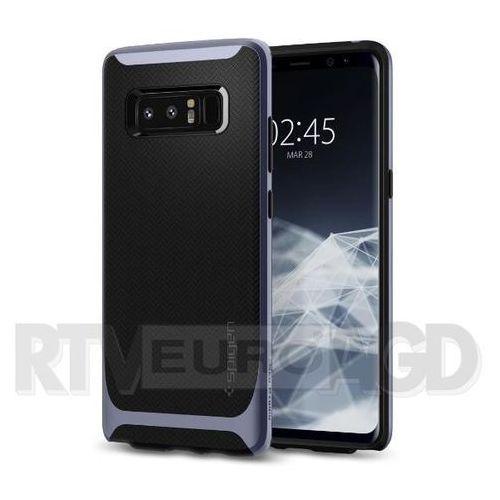 Spigen Neo Hybrid 587CS22089 Samsung Galaxy Note8 (orchid gray), kolor szary