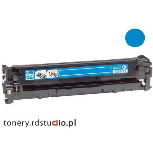 Toner do HP CP1215 CP1515N CP1518NI CM1312MFP - Zamiennik HP CB541A CYAN P-PLUS