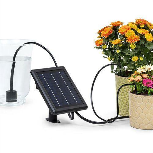Blumfeldt Greenkeeper Solar, system nawadniający, panel słoneczny, 1500 mAh, 40 roślin