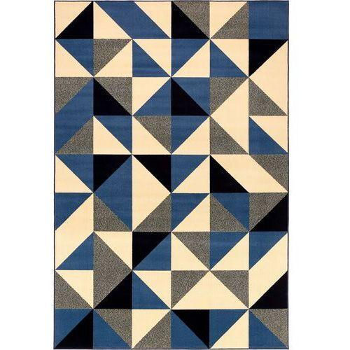 Dywan standard super triangle błękit 200x300 marki Agnella