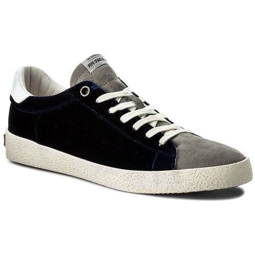 Sneakersy PEPE JEANS - Portobello Edtruston PMS30397 Grey 945