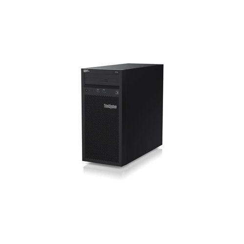 Lenovo Serwer thinksystem st50 / 4-core xeon e-2124g 3.4ghz / 8gb ddr4 ecc