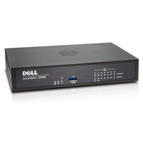 Dell  sonicwall tz400 wireless-ac intl totalsecure 1yr