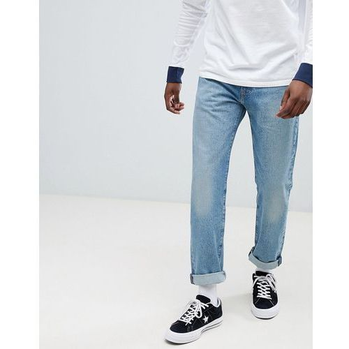 Levis Levi's 502 regular tapered jeans powder puff - blue