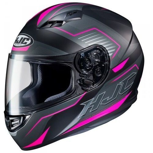 kask cs-15 trion black/pink marki Hjc