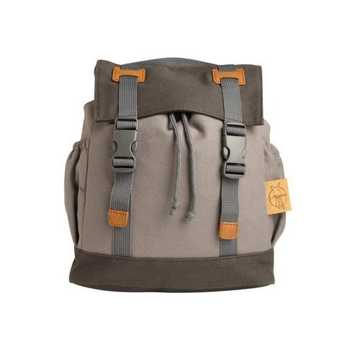 Lässig LÄssig 4kids mały plecak - little one & me backpack kolor szary