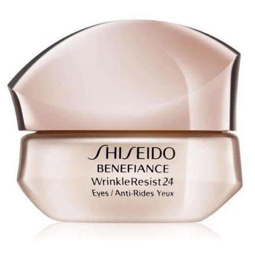 Shiseido Intensywne zmarszczek Krem Benefiance zmarszczek Resist 24 (Eye ) Cream (Eye ) 15 ml