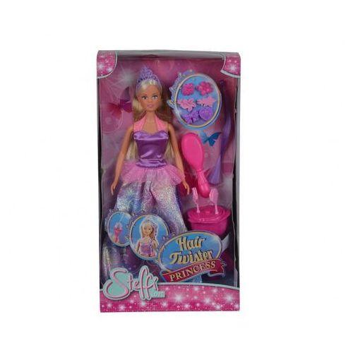 Simba Steffi księżniczka z magiczną szczotką - toys