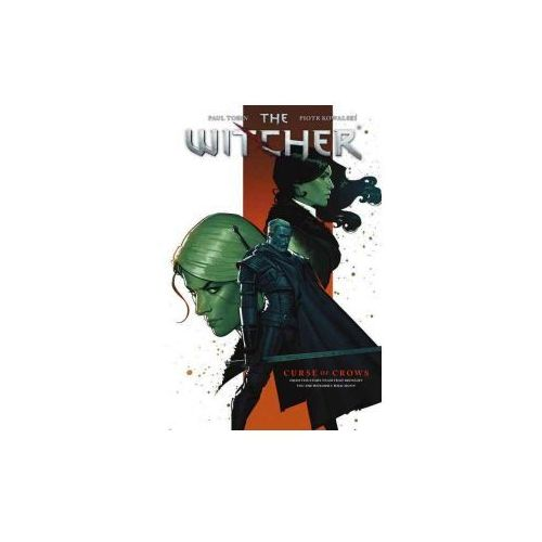 WITCHER V03 CURSE OF CROWS (9781506701615)