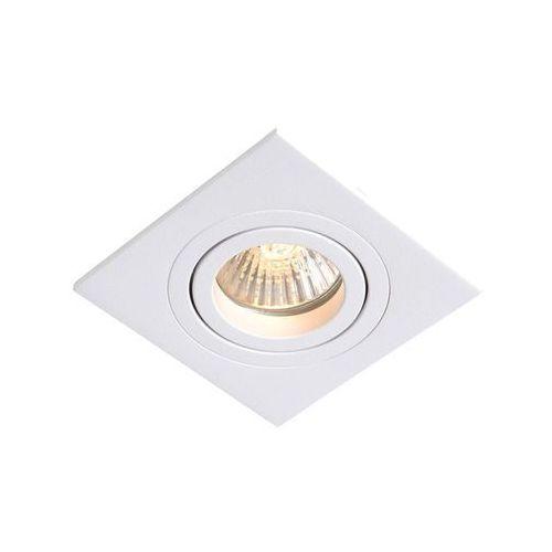 Oprawa stropowa oczko metis ip20 biała gu10 marki Light prestige