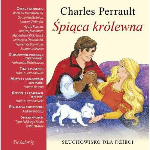 Śpiąca królewna - Aleksandra Michałowska (MP3) (5906031243155)