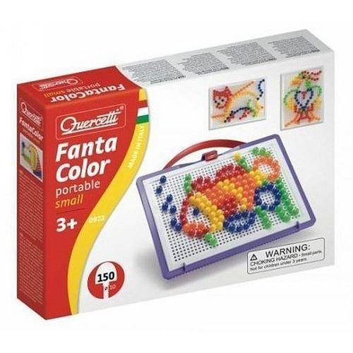Quercetti, Fanta Color Portable Small, zabawka kreatywna Mozaika