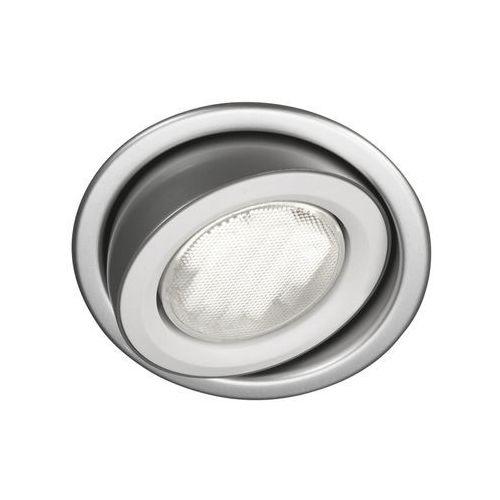 59600/48/10 - łazienkowa oprawa wpuszczana mono 1xgx53/9w/230v aluminium marki Philips massive