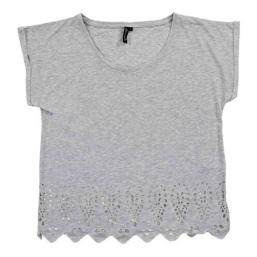 Koszulka - lasercut light grey melange (20042) marki Blend she