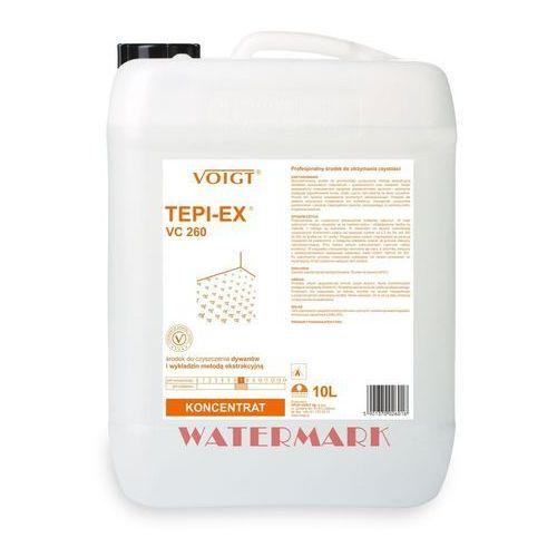 Voigt Tepi-ex 10l vc 260 czyste dywany i tapicerka (5901370026018)