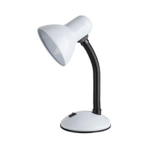 Lampa stołowa lampka Rabalux Dylan 1x40W E27 biała 4168
