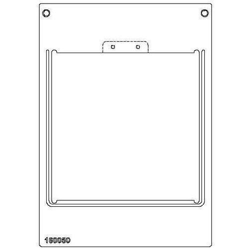 Kaseta do maszyny pakującej df10/20 | 165x165mm marki Duni