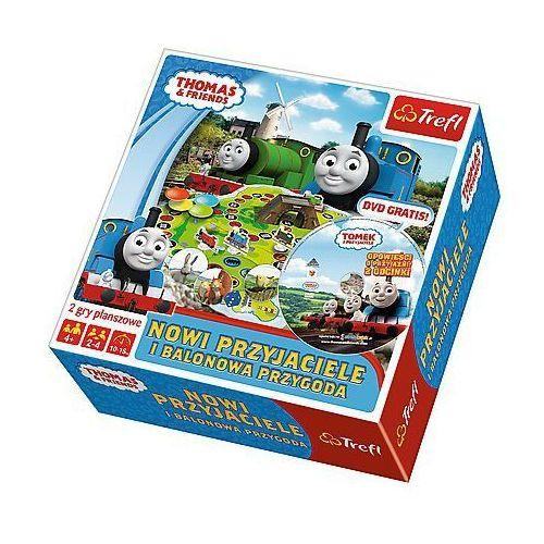 Gra TREFL 01336 2 w 1 Nowi przyjaciele i Balonowa przygoda z kategorii gry dla dzieci